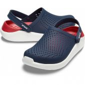 Crocs LiteRide Clog Navy/Red арт. 00167