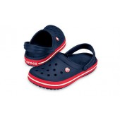 Crocs Crocband Navy/Red