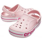 Crocs Kids' Bayaband Clogs арт. 00091