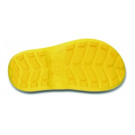 Crocs Kids' Handle It Rain Boot Yellow