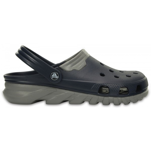 Crocs Duet Max Clog Dark Blue/Gray